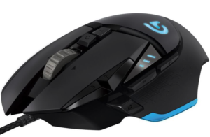 Logitech G502 - bedste gaming mus