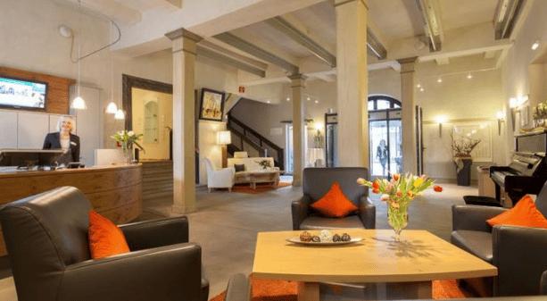 Hotel lobbyen