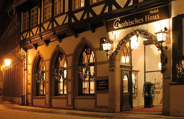Hotel i Harzen