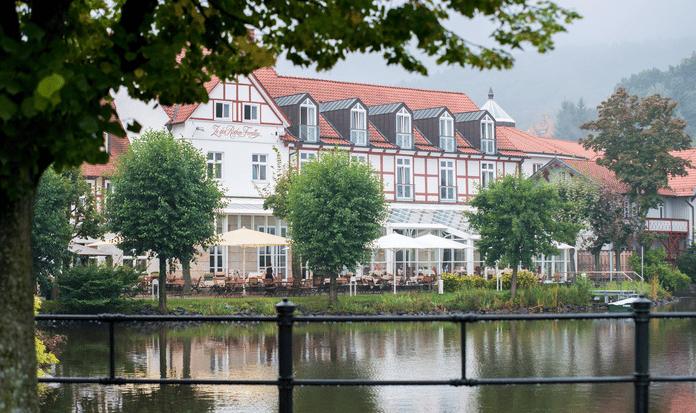 Landhaus hotel i Harzen