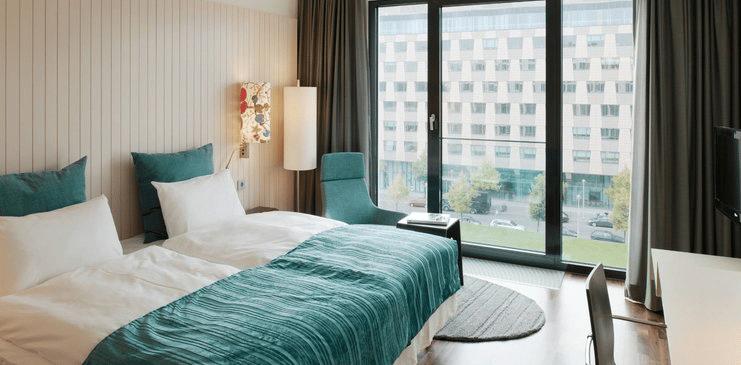 Hotel nr. 3 Berlin