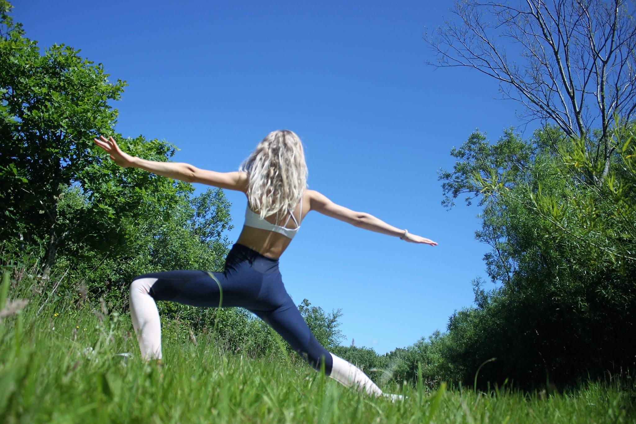 Yoga øvelser