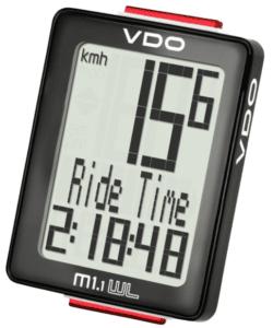 VDO M4 Trådløs Cykelcomputer