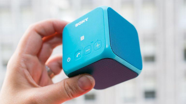 Sony sis højtaler