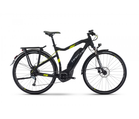 Haibike elcykel test