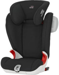 Britax Autostol model Romer i test