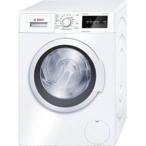 Brugervenlig, energibesparende vaskemaskine Bosch WAT283L8SN