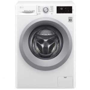 En smartere vaskemaskine i test LG F4J5QN4W