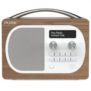 lille radio til badeværelset