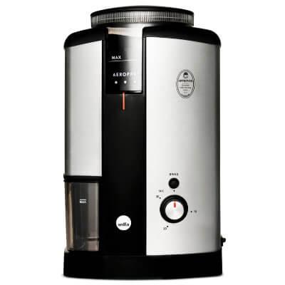 Kaffekværn test brugervenlig Wilfa WSCG-2