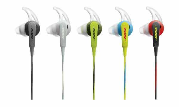 Høretelefoner testvinder - Bose SoundSport In-Ear