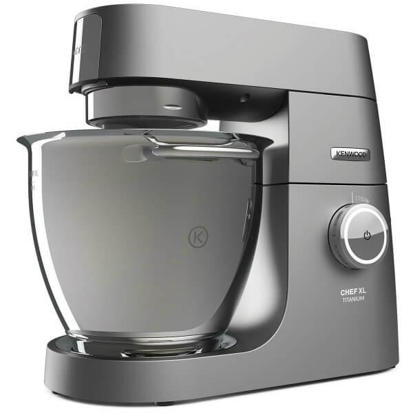 Eksklusiv køkkenmaskine i test - Kenwood Chef XL Titanium KVL8300S