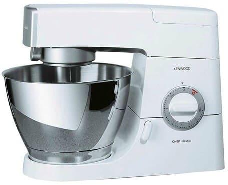 Kenwood KM336 Chef Classic - Testvindende køkkenmaskine