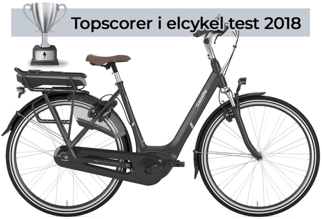 kildemoes el cykel