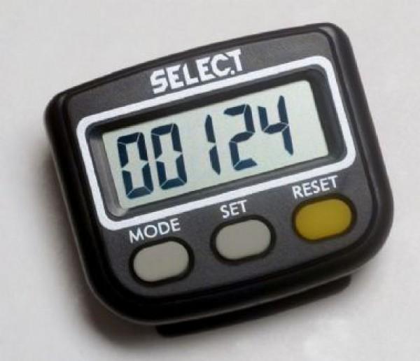 Simpel og effektiv skridttæller - SELECT skridttæller