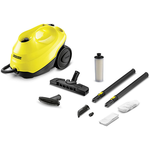Karcher damprenser i test