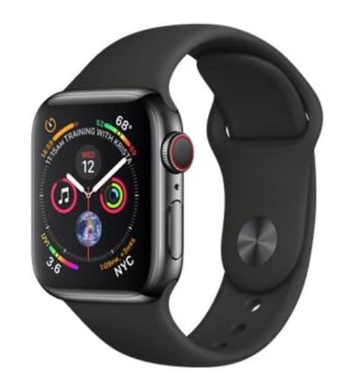 Apple Watch Series 4 - funktionelt og lækkert ur