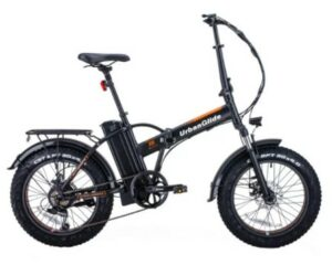 El-cykel Urbanglide C7 – Den bedste allround og foldbare el-cykel