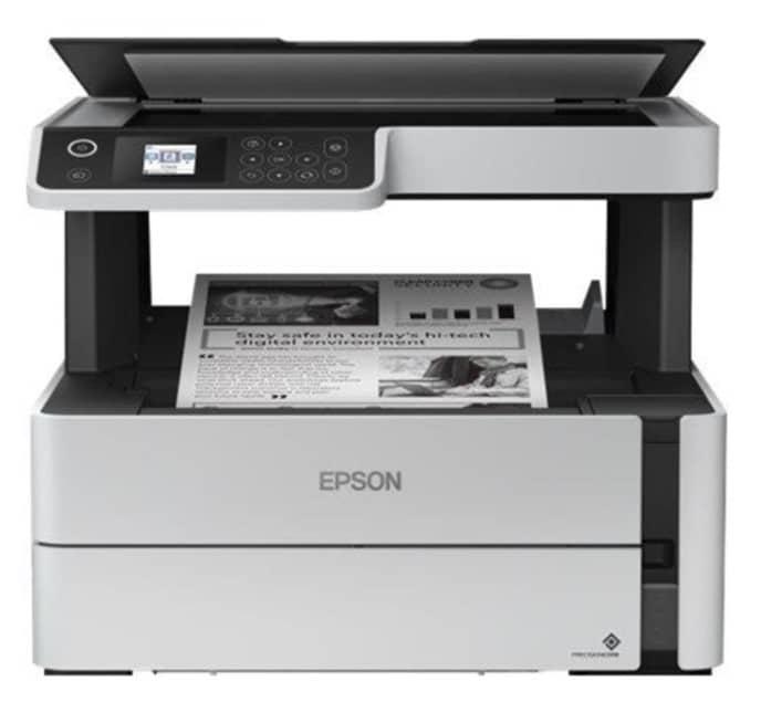 Epson EcoTank ET-M2170 – Testvinder til en skarp pris
