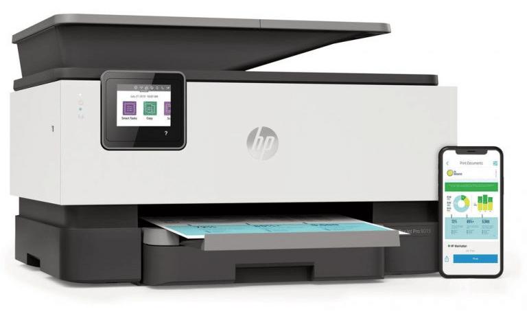 HP Officejet Pro 8022 - Printeren til dig der printer i hjemmet