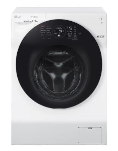 LG FH6G1BCH2N – lydsvag vaskemaskine med gode funktioner