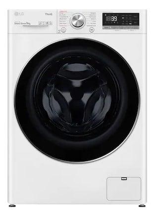 LG FV90VNS2QE – energivenlig vaskemaskine med wi fi