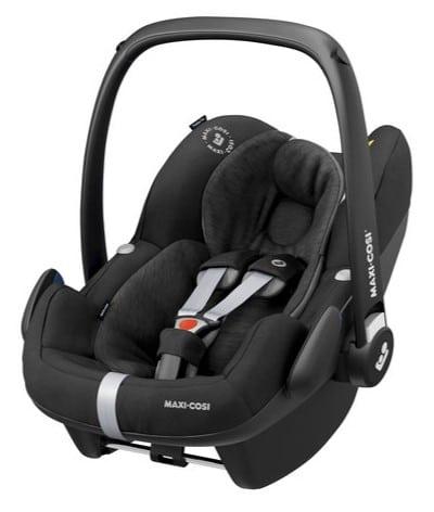 Pebble Pro i-Size – God komfort til den nyfødte