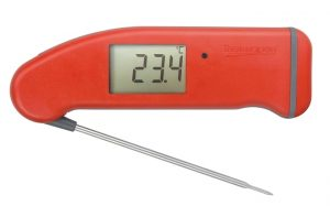SuperFast Thermapen® 4 Rød termometer