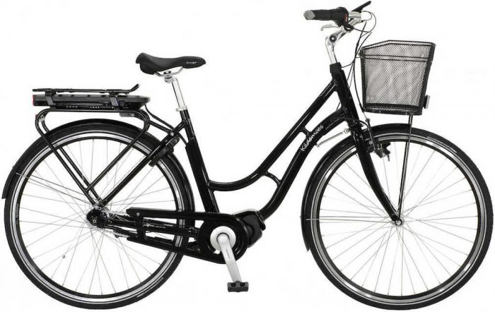 Winther Black Superbe 2 Elcykel