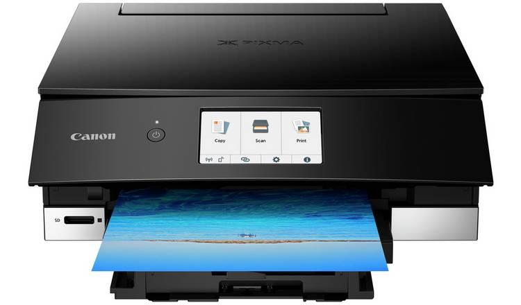 Canon TS8350 - Den bedste printer i testen