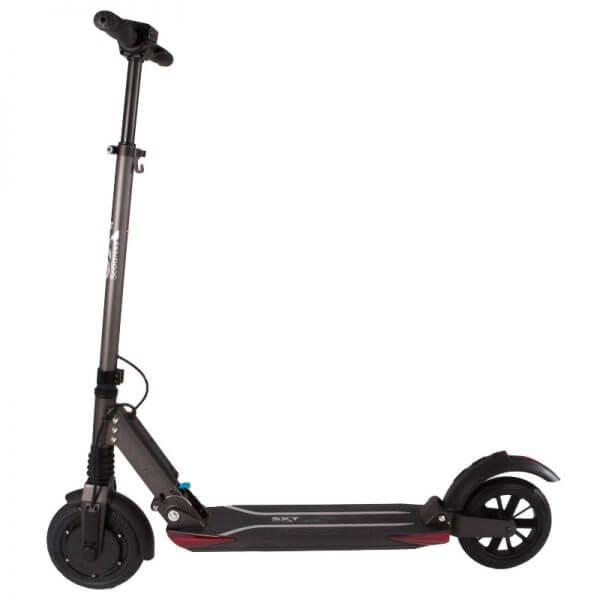 Elektrisk Scooter SXT - utrolig let og hurtig
