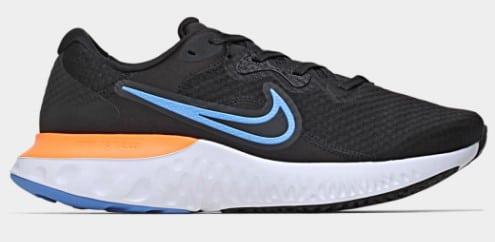 Nike Renew Run 2 – komfortabel sål, der reducerer stød