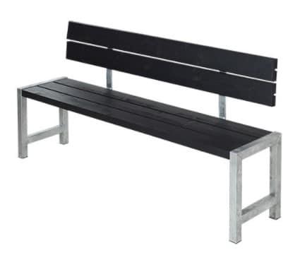 Plus Plankebænk med Ryglæn – bestseller hos Homeshop.dk
