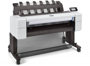 HP DesignJet T1600 storformatprintere