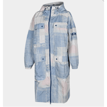 Adidas by Stella McCartney Printed Parka