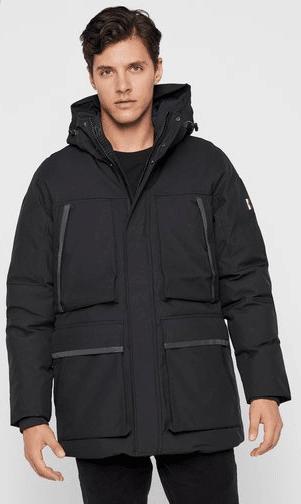 Tommy Hilfiger vinterjakke herre Heavy – Kvalitet, stil og varme