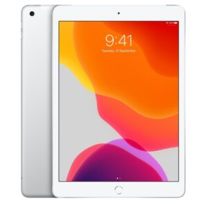 Apple 10.2-inch iPad Wi-Fi – 8. generation tablet 128 GB sølv
