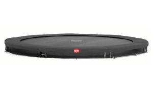 BERG Favorit 330 InGround sikker trampolin