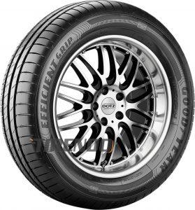 Goodyear EfficientGrip Performance – lavt støjniveau og godt greb