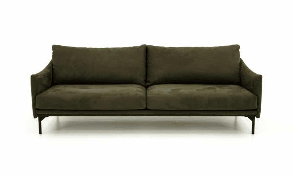 Smile Velour Sofa