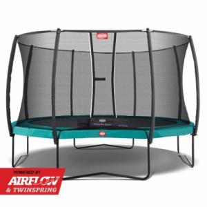 Berg trampolin