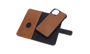 Radicover - Strålingsbeskyttelse Wallet Læder iPhone 11 2in1 Pro Magnetcover