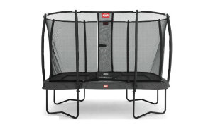 BERG EazyFit gray Deluxe safety net