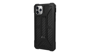 iPhone 11 UAG MONARCH Series Cover - Carbon - Sort