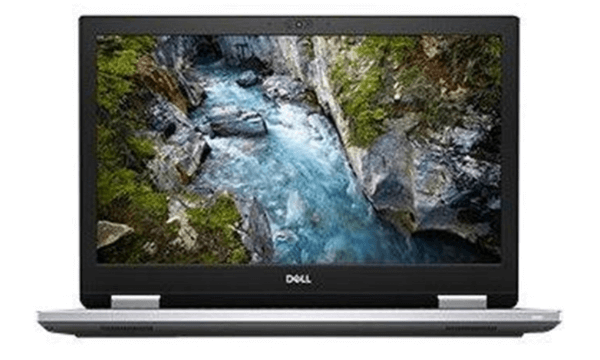 DELL PRECISION MOBILE WORKSTATION 7540