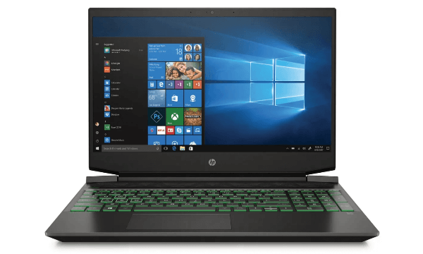 HP PAVILION GAMING LAPTOP 15-EC0012NO