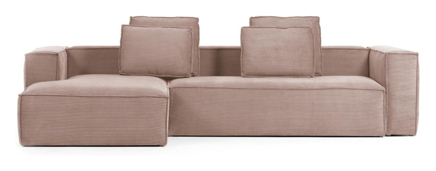 LaForma Blok - 3-personers sofa med chaiselong