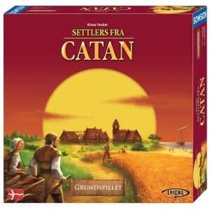 Catan legendarisk strategispil for børn og voksne
