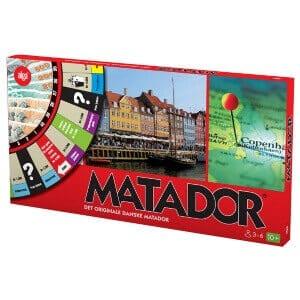 Matador favoritbrætspil for alle