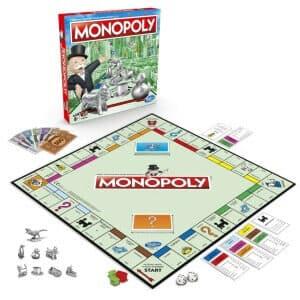 Monopoly Classic klassisk spil for hele familien